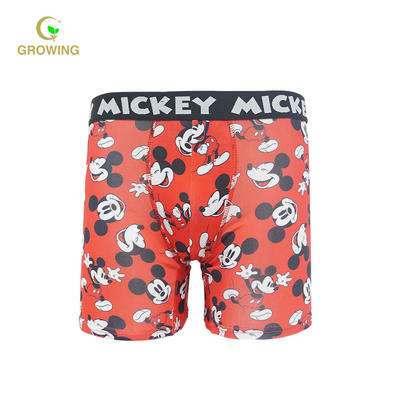 Men's Polyester Sublimation print Boxers